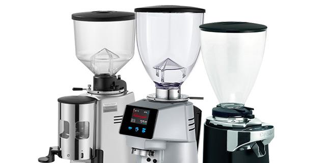 Professional coffee grinders