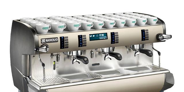 Professional espresso machines
